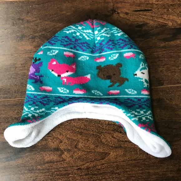Toddler girl winter hat d46c74f1c